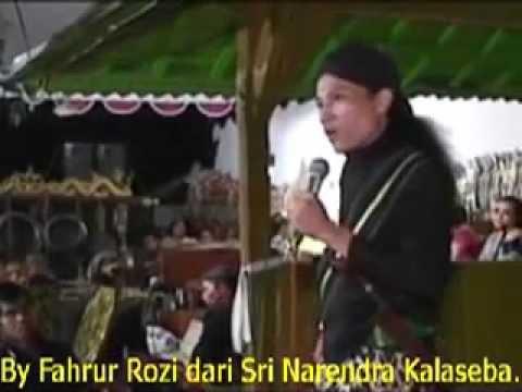 KIDUNG Wahyu KoloSebo - Dari video Sri Narendra Kalaseba.