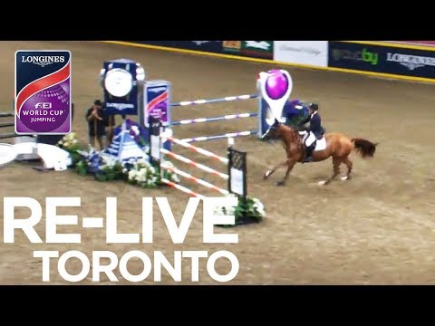 RE-LIVE | Toronto | Longines FEI World Cup™ Jumping 2017/18 NAL | Int. Accumulator Challenge