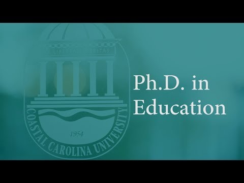 Ph.D. In Education Overview