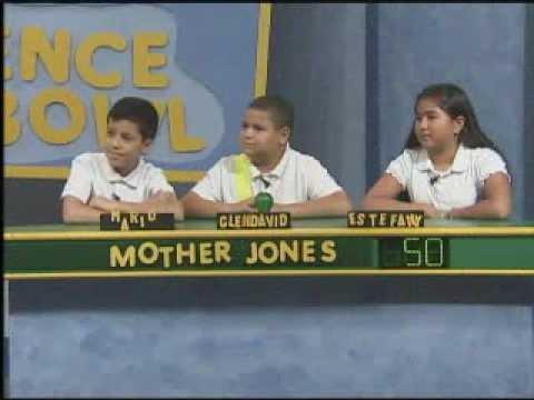 2011-12 Science Bowl   Berwyn Heights ES vs Mother Jones ES