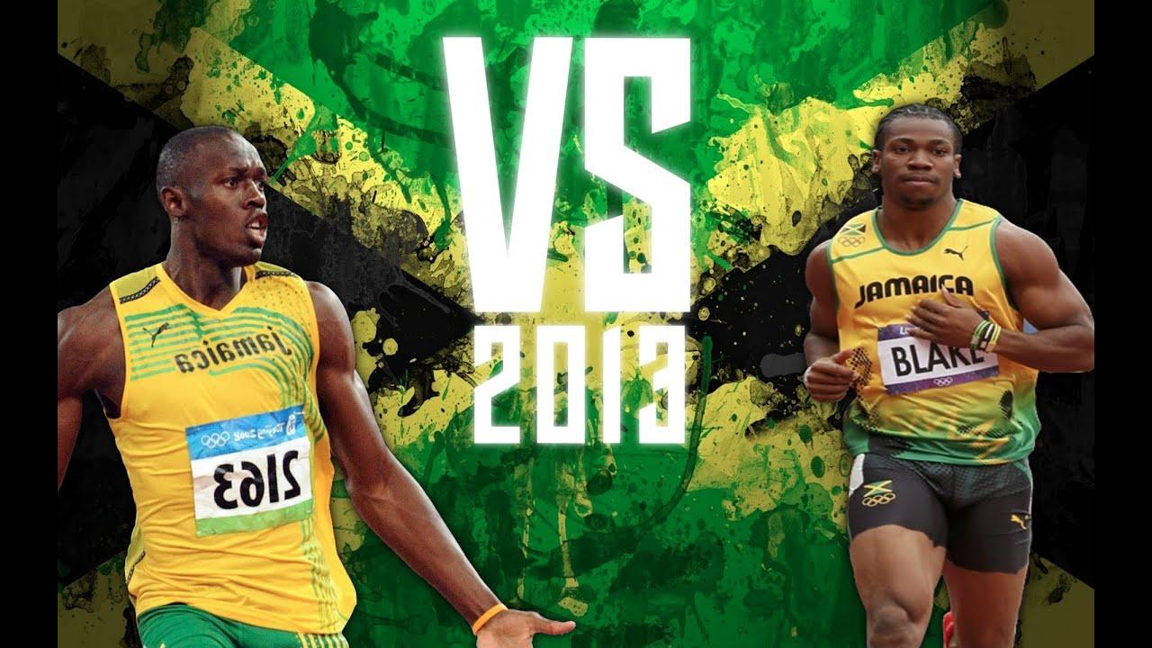 Usain Bolt VS Y...