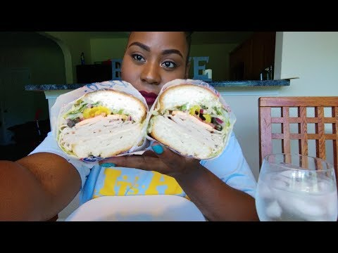 Sub sandwich Mukbang!!!!!!!!!!!!!!!!! Let's eat and chat