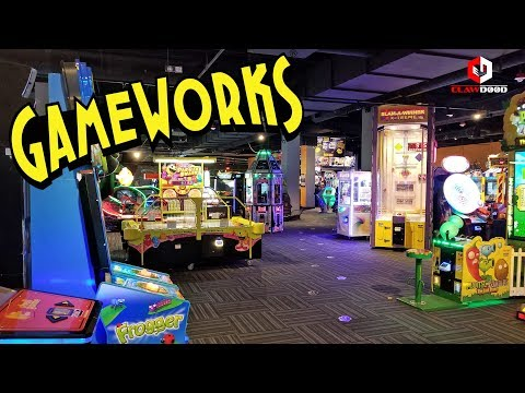 Double Ticket Tuesday at Gameworks in Las Vegas!