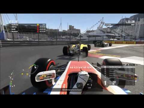 AOR Split 1 - Round 6 Monaco [PC]