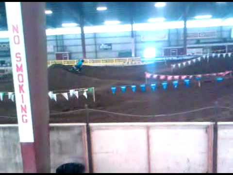 Tim Kairez - Clark County Arenacross Practice