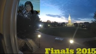 Wake Forest University: Finals 2015