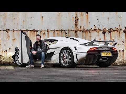 Koenigsegg Regera Review – In Depth & Flat Out!