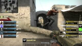 cs:go insane aim  one shot ak-47