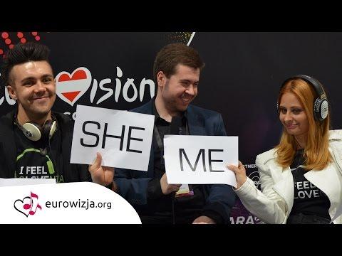 Maraaya ze Słowenii dla eurowizja.org!