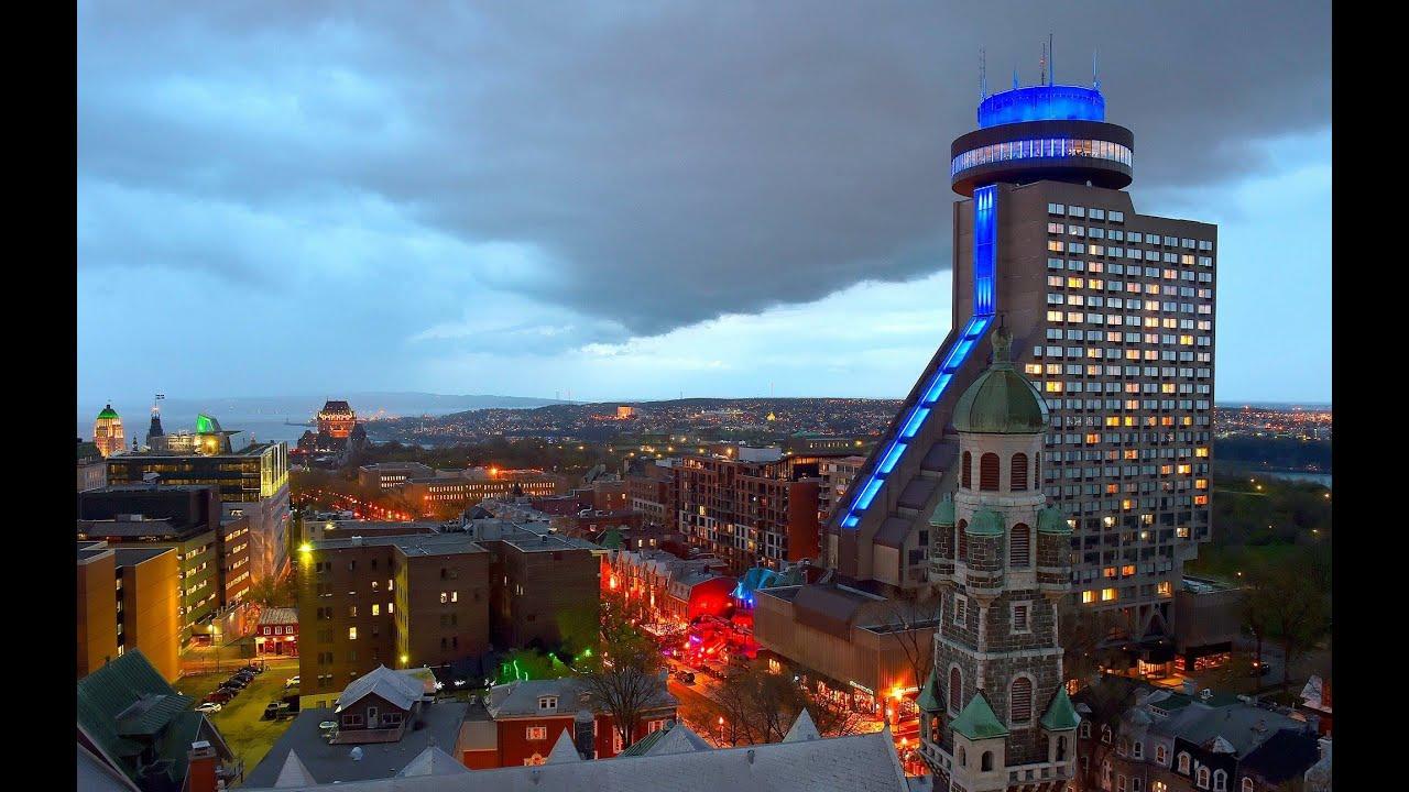 Hotel Le Concord Quebec