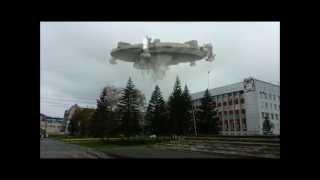 UFO Biysk (НЛО в Бийске) 05.05.2013