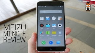 Meizu M1 Note Review