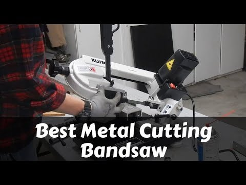 Best Metal Cutting Bandsaw - Top Picks of 2019