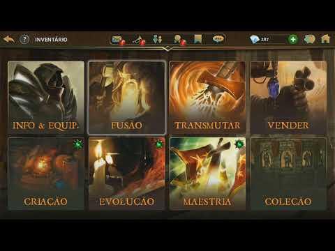 Guia De Como Como Ficar Forte No Dungeon Hunter 5