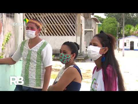 Aldeias da grande Manaus recebem 200 testes de Covid-19