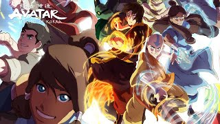 Legend Of Korra Season 4 Finale Live Q&A