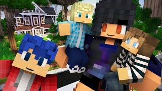 Trick Or Treat Misadventures! | Minecraft Side Stories [Ep.1 Halloween Minecraft Roleplay]