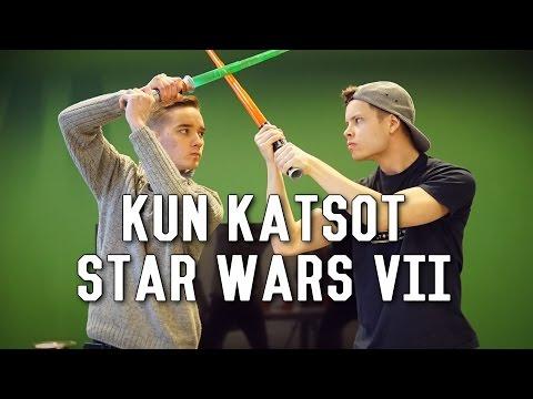 Kun katsot Star Wars VII