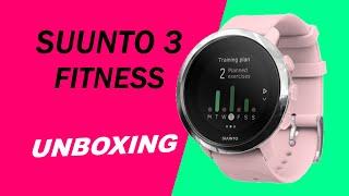Suunto 3 Fitness Sakura Unboxing HD (SS050052000)