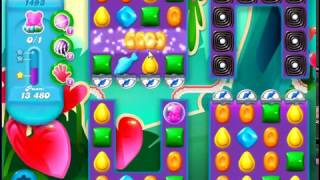 Candy Crush Saga SODA Level 1493 CE