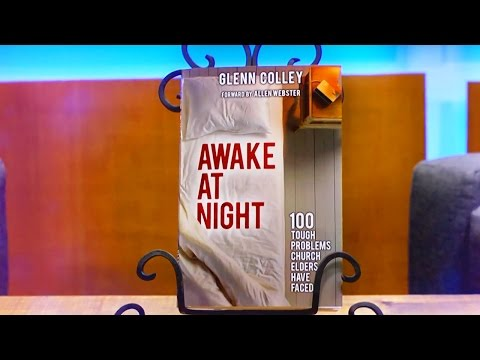 "Glenn Colley Interview - ""Awake at Night"""