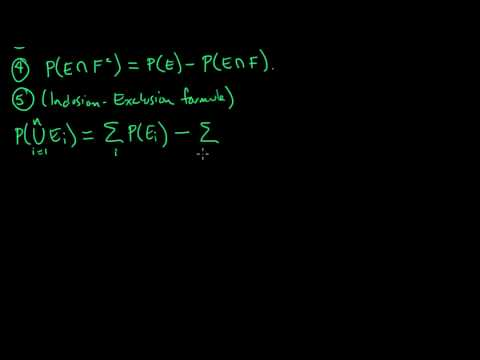 (PP 1.7) Measure theory: More Properties of Probability Measures
