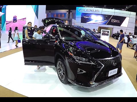 New Crossover Lexus Rx 200t 2016 2017
