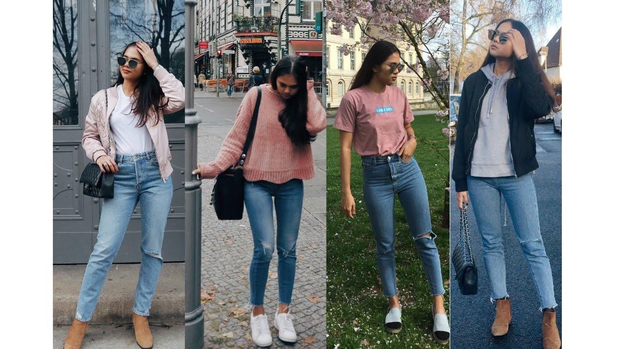 7 Favorites Jeans กางเกงยีนส์ตัวโปรด 7 วัน 7 ทรง l Patteera