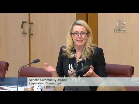 Remote Health Workforce Senate Estimates May 2017 Skye Kakoschke-Moore