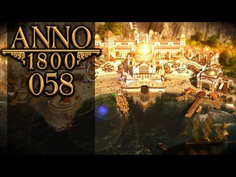 ANNO 1800 🏛 058: Neue Anforderungen, neue Routen