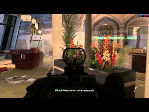 Call of duty: Modern Warfare 3 single player campaign Dubai level complete gameplay