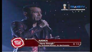 Video Never Enough - Judika - ( From The Greatest Showman Soundtrack ) download MP3, 3GP, MP4, WEBM, AVI, FLV Juli 2018