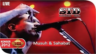 Superman Is Dead Musuh Sahabat Live Konser at Jogjakarta 15 September 2012