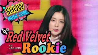 Video [Comeback Stage] RED VELVET - Rookie, 레드벨벳 - 루키 Show Music core 20170204 download MP3, 3GP, MP4, WEBM, AVI, FLV Agustus 2017