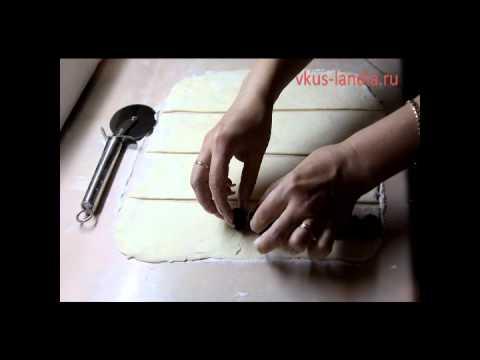 Как испечь пирог с вишней из дрожжевого теста видео