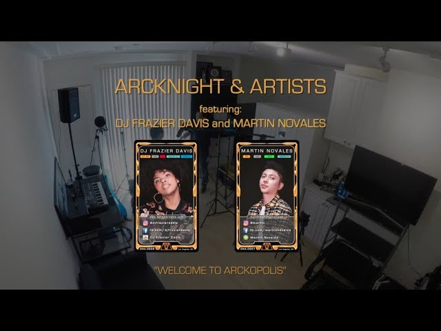 Arcknight & Artists Live Music Report.