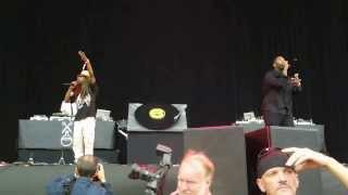 Jurassic 5 -- Quality Control - Live in San Francisco, Outside Lands 2013
