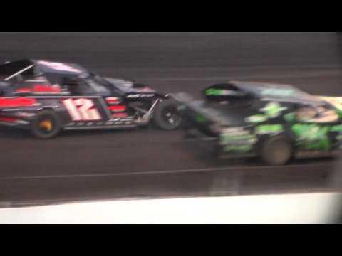Sport Mod Amain @ Hancock County Speedway 07/07/17