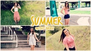 Summer Outfit Ideas 2014 | Collab With Stephanie Nadia Thumbnail