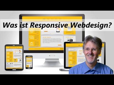 Was ist Responsive Webdesign