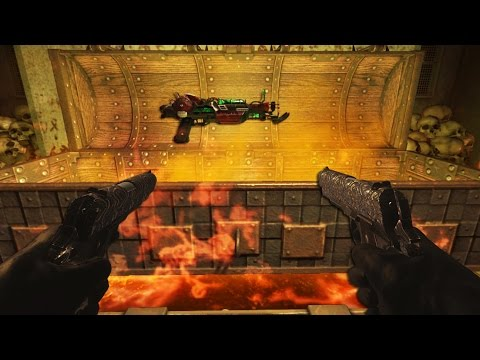 'MOB OF THE DEAD' USE IT AND LOSE IT CHALLENGE (Black Ops 2 Zombies)