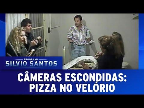 Câmera Escondida (26/06/16): Pizza no Velório
