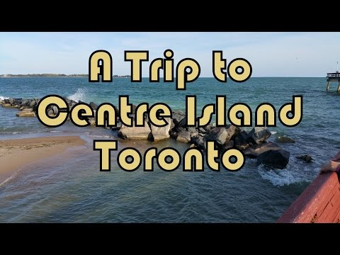A Trip to Centre Island, Toronto