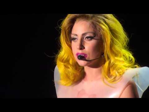 Lady Gaga - Monster Ball: Brave Speech