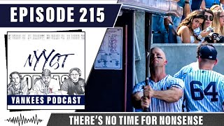 Ep. 215 | There's no time for nonsense