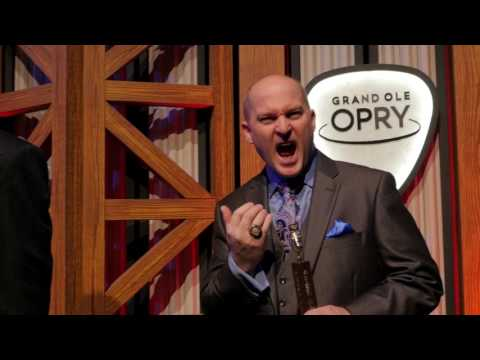 Award Winning Dailey & Vincent Inducted into the Grand Ole Opry