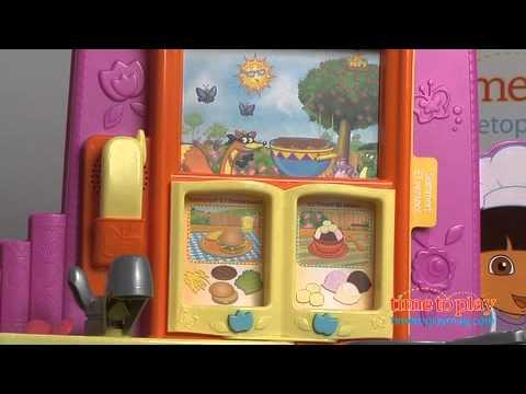 Dora Fiesta Favorites Kitchen From Fisher Price