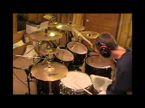 Alex ~ She Doesn't Mind ~ Sean Paul ~ Drum Cover