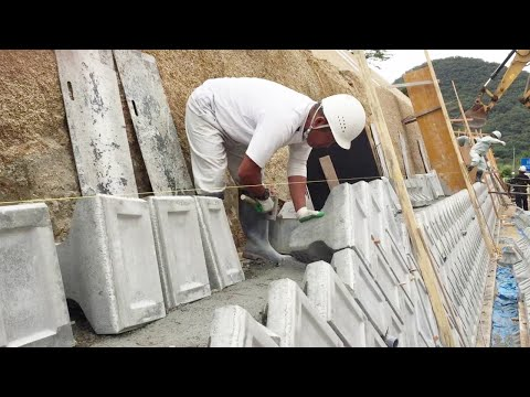 This Creative Construction Ideas Methods is Very INCREDIBLE, Extreme Ingenious Construction Workers
