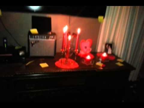 Sorpresa del dia d san valentin para mi esposo youtube - Sorpresas para enamorados ...